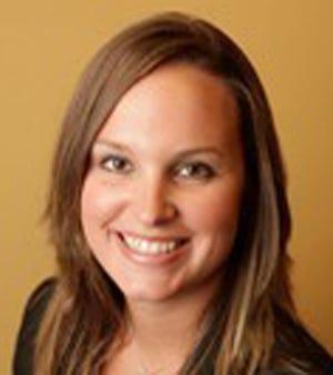 Megan Hoffman, McDowell girls basketball coach