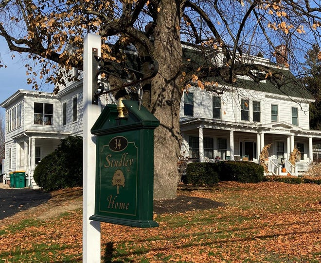 The Studley Home in Rochester is facing a coronavirus outbreak, state health officials announced Thursday, Nov. 19, 2020.