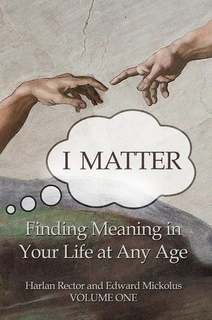 """I Matter"" by Harlan Rector and Edward Mickolus"