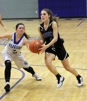 High school boys' and girl's basketball teams may be required to play zone defense this season.