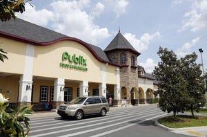 Publix supermarket in Zephyrhills.