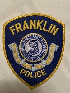 Franklin Police say two teens were arrested Sunday and are accused of breaking into vehicles.