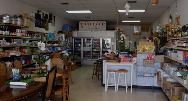 One of decorator Carleton Varney's favorite spots for Thai food is Oriental Food Market & Take-Out at 4919 S. Dixie Highway in West Palm Beach.