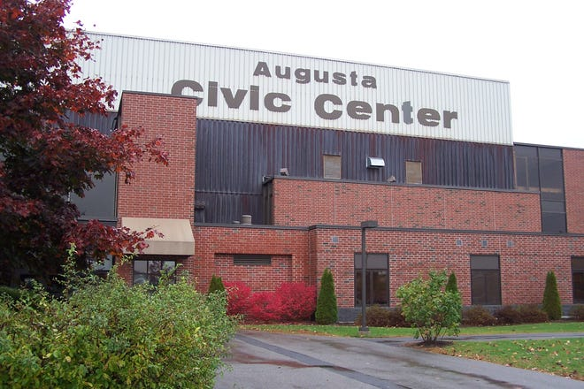 As the Maine Legislature prepares to reconvene amid the COVID-19 pandemic, lawmakers plan to gather at the Augusta Civic Center, pictured here in this 2008 file photo.