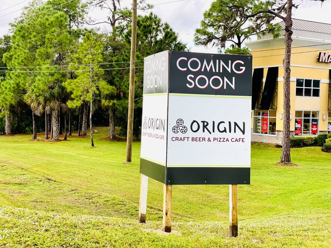 Origin Craft Beer & Pizza Cafe is opening its third Sarasota location in University Town Center.