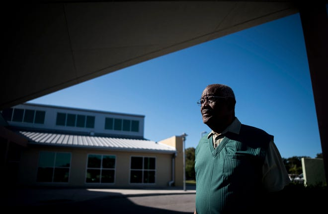 Robert L. Taylor at the Robert L. Taylor Community Complex.