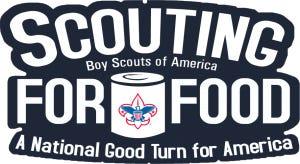 The time has come for the Last Frontier Council's annual Scouting for Food Drive to collect food for local pantries.