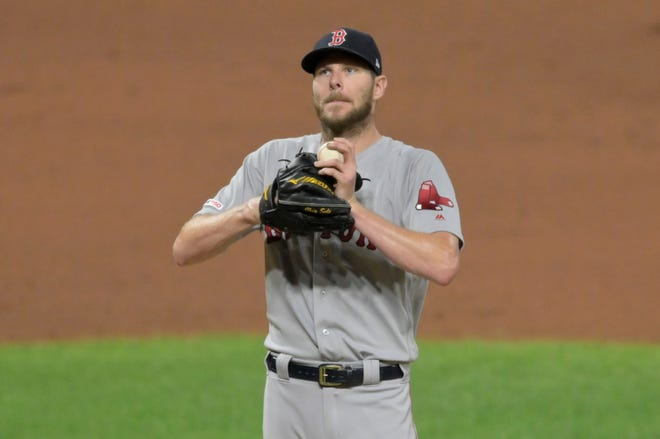 Chris Sale will not be ready to pitch for the Red Sox at the start of the 2021 season.