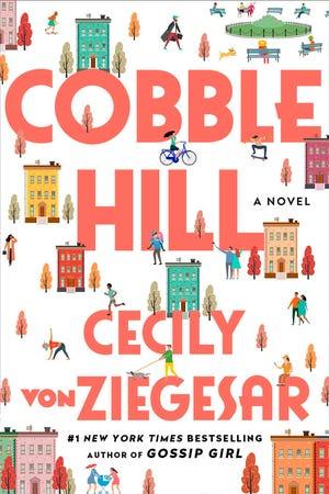 """""""Cobble Hill"""" by Cecily Von Ziegesar."""