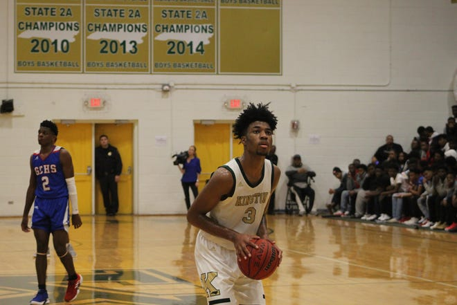 Kinston High forward Dontrez Styles, North Carolina's top-rated basketball prospect, signed with UNC on Wednesday.