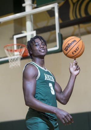 Aiken, South Carolina's RJ Felton will play basketball at ECU.