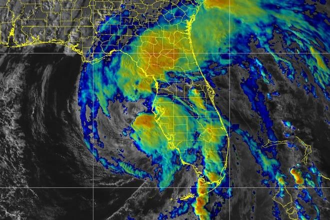Tropica Storm Eta