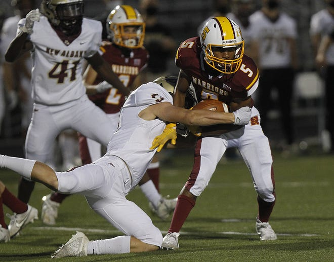 Chris Campbell is expected to be among the top returnees for the North football team. The junior running back/defensive back was second-team all-league this fall.