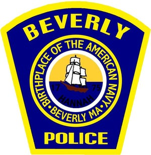 Beverly Police Badge