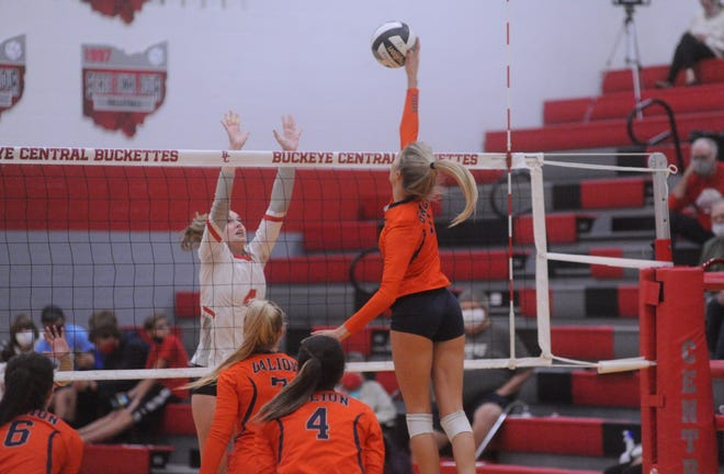 Galion and Buckeye Central make up six of the eight members of the All-T-F First Team.