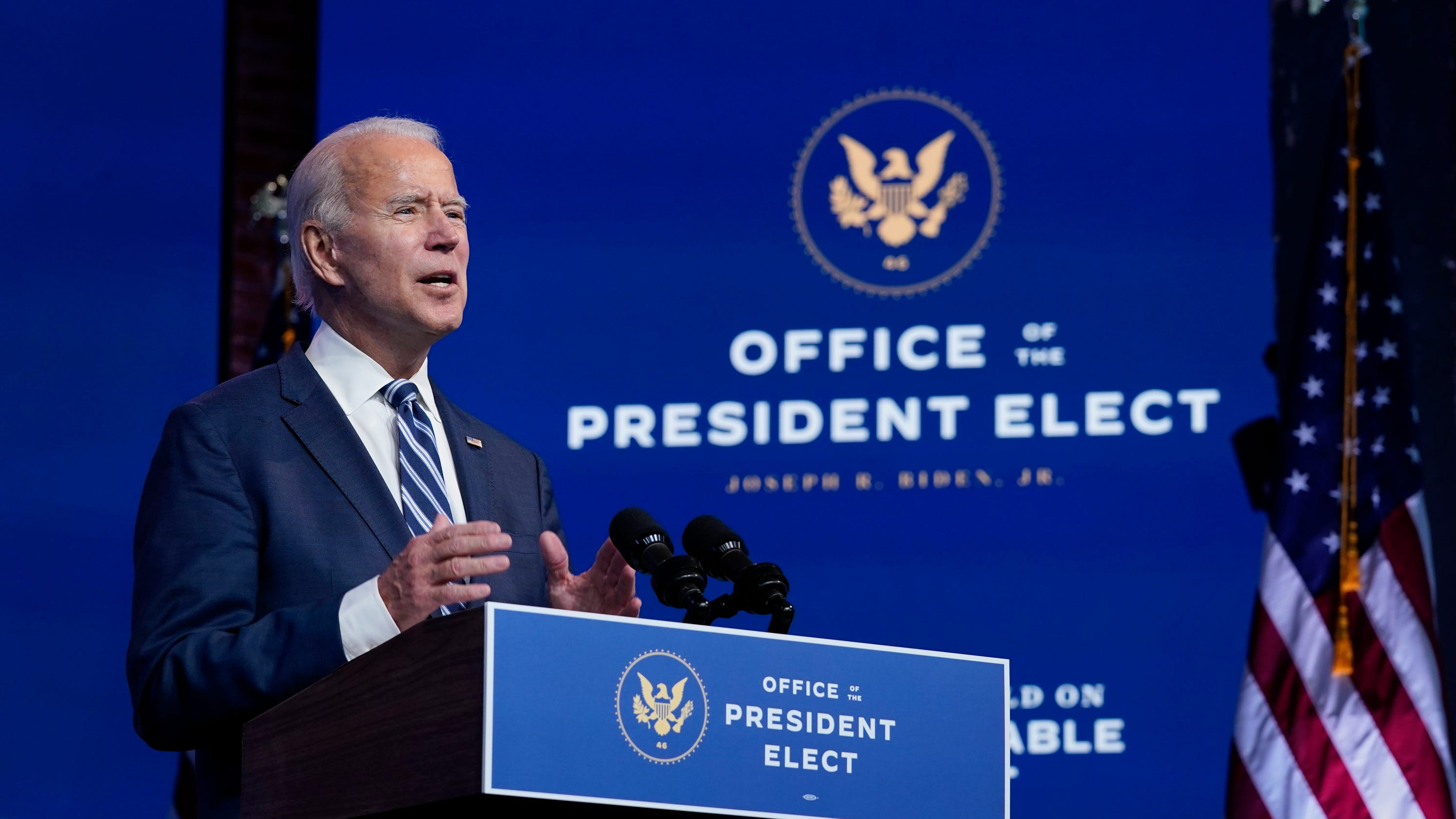 Biden increases lead in Arizona, ending Trump's hopes for state