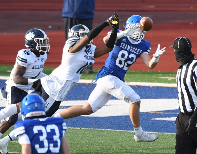 Detroit Catholic Central and Detroit Loyola will be vying for district titles this weekend.