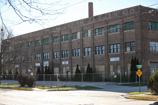 The former Northern Casket Company at 16 N. Brooke St. is headed for historic redevelopment. Commonwealth Companies gained approval from the city's Board of Appeals for zoning variances that would allow construction of  52 loft-style apartments.