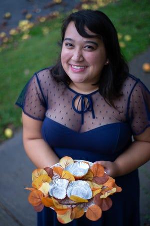 Girls Gotta Eat Good bakery owner Jessica Carr. Sept. 24, 2020.