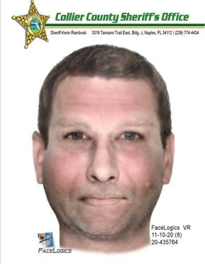 Deputies are looking for a suspect  who reportedly grabbed a jogger on the evening of Nov. 10, 2020, in Naples Park, according to the Collier County Sheriff's Office.
