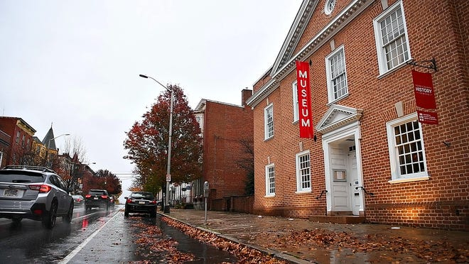 York County History Center in York City, Wednesday, Nov. 11, 2020. Dawn J. Sagert photo
