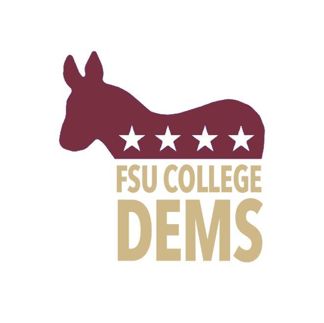 FSU College Democrats logo