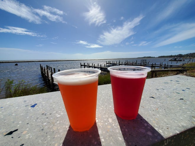 Eastpoint Beer Company, at 374 U.S. Highway 98 just before the bridge to St. George Island, has made a few changes during the pandemic.