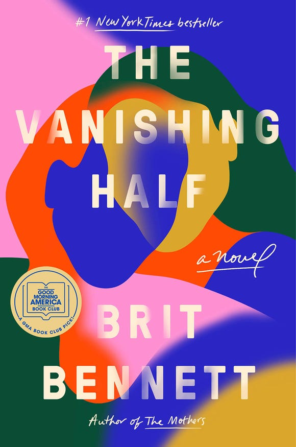 """The Vanishing Half,"" by Brit Bennett"