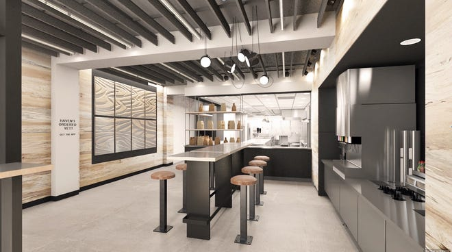 Chipotle has introduced its first-ever digital-only restaurant called the Chipotle Digital Kitchen. The new restaurant is located just outside the gates to the U.S. Military Academy in Highland Falls and will open on Saturday, Nov. 14 for pick-up and delivery only.