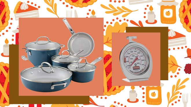 Snag major markdowns on cookware sets, Reviewed-approved portable chargers and more at Amazon.