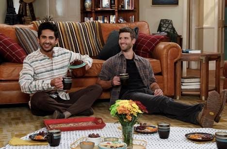 "Adhir Kalyan and Parker Young star in upcoming CBS comedy ""United States of Al,"" its fifth from producer Chuck Lorre."