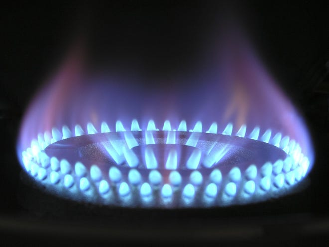 Natural gas emits a large amount of carbon into the atmosphere in the form of both CO2 and methane, which is believed to contribute significantly to climate change.