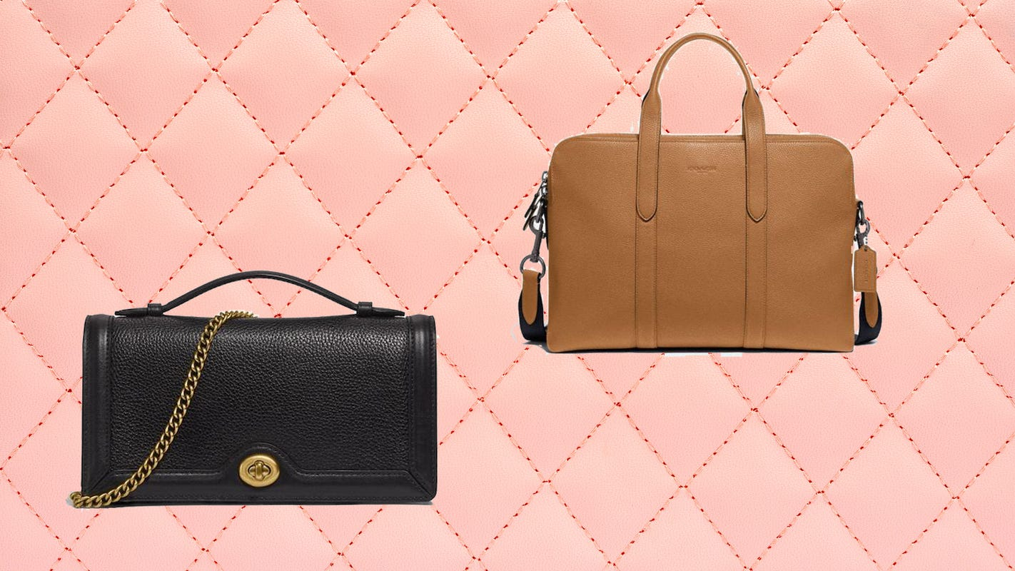 Black Friday 2020 This Coach Bags Sale Is Ripe With Discounts