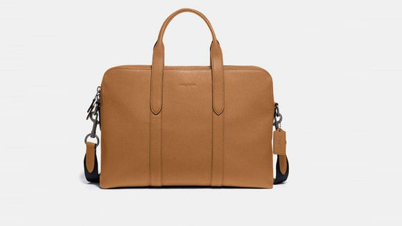 Save 50% on this gorgeous briefcase.
