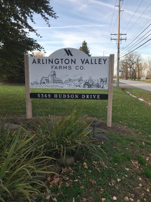 Arlington Valley Farms started operating on Hudson Drive in January after relocating to Hudson from Cleveland. The company is planning to invest $4.5 million in capital equipment, a move that will create 97 jobs at the facility.