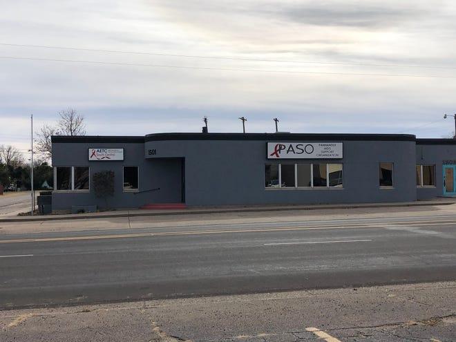 PASO's location off of 10th St. in Amarillo