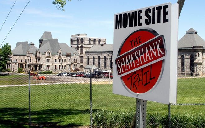 """A new virtual tour of the Ohio State Reformatory, the legendary castle-like prison made famous in the movie """"Shawshank Redemption"""" is now available."""