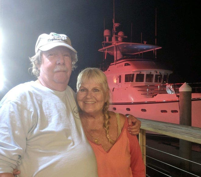 After 32 years of marriage, retired Central Bucks School District biology teacher Ken Moyer, of Milford Square, is contemplating divorce from wife, Carol, who he says has changed since becoming a Donald Trump devotee.