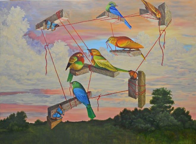 """Connected"" by Bernard Palchick"