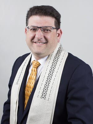 "Rabbi S. Robert ""Rob"" Morais is the spiritual leader of Temple Anshe Hesed, 5401 Old Zuck Road."