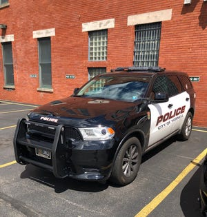 The Hornell Police Department's third new Dodge Durango recently rejoined the force, giving the department all three new vehicles up and running.