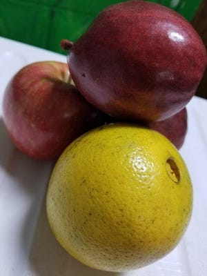 Fresh fruit will be included in the Burlington Area YMCA's Weekend Meal Kit Distribution Friday.