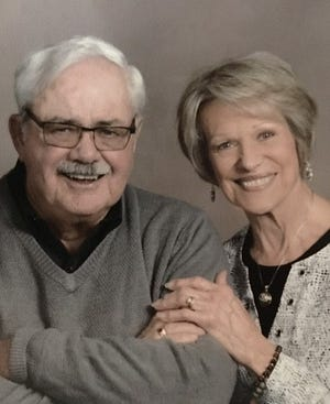 Larry and Donna Maher