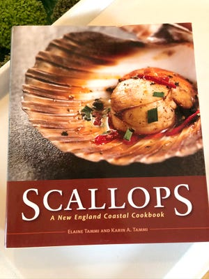"""Scallops, A New England Coastal Cookbook"""