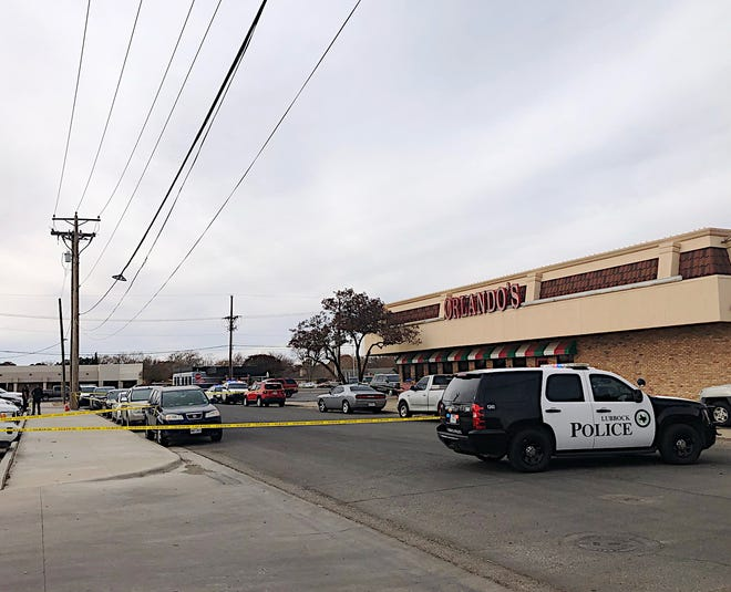 Lubbock police are investigating a shooting early Thursday afternoon at Orlando's Italian Restaurant in the 6900 block of Indiana Avenue. Two people were taken to the hospital and a suspect is in custody, police officials said.
