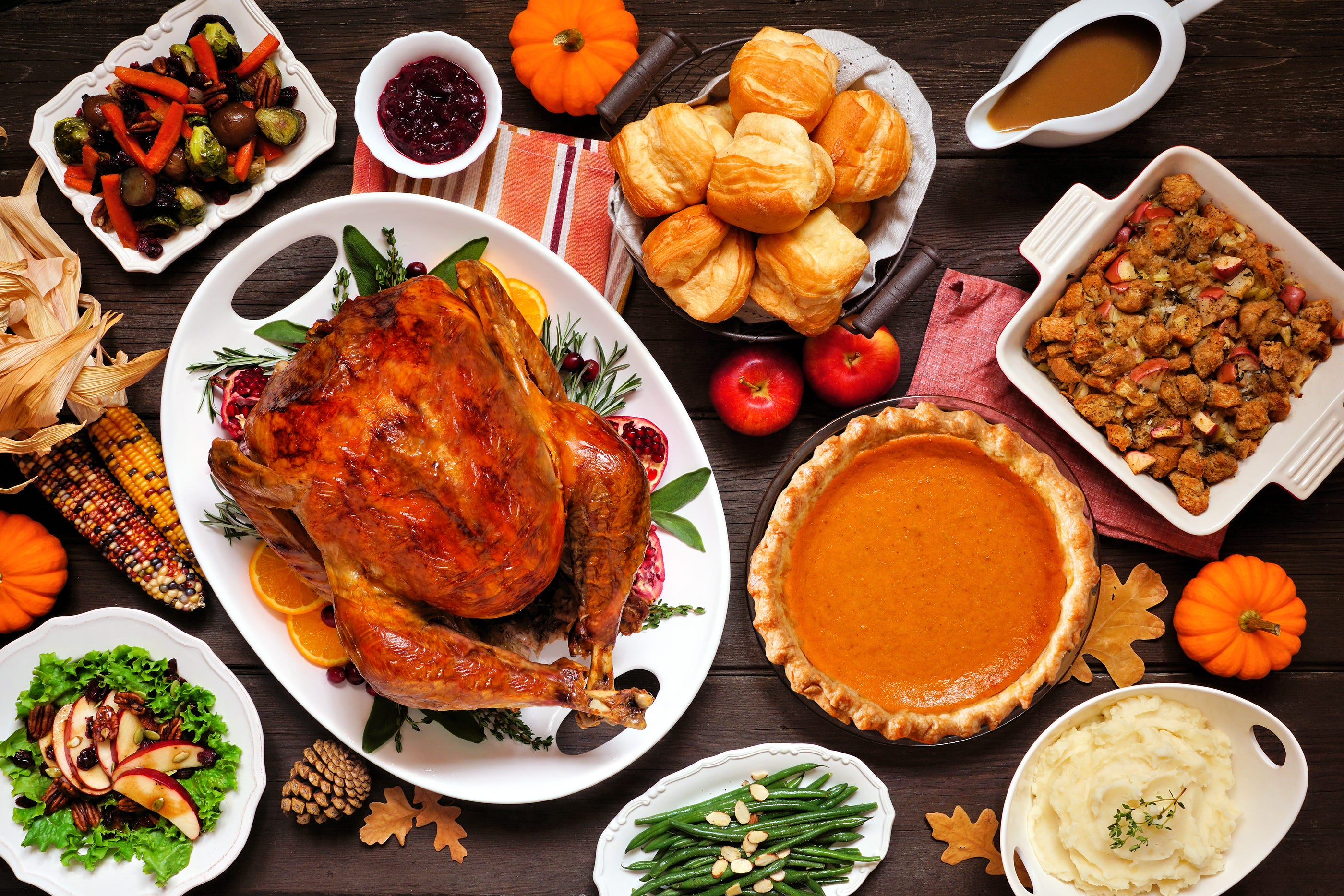 Where to get Thanksgiving dinner takeout on the South Shore