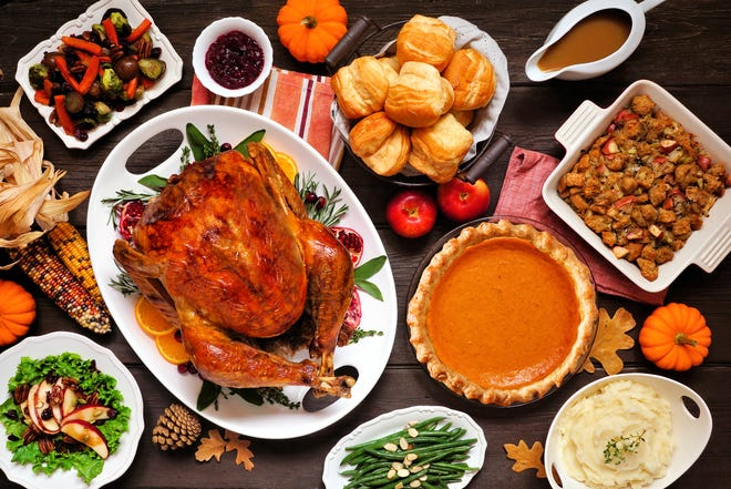 Many South Shore restaurants are offering traditional Thanksgiving dinners to go this year.