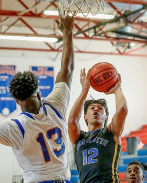 Charlotte High's Tre Carroll, who will attend Florida Atlantic University, was named Florida Dairy Farmers Class 6A Player of the Year in a vote by media and coaches.
