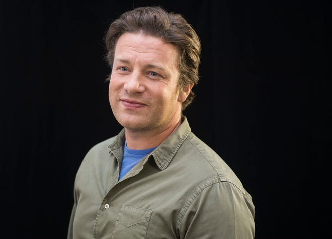 """Jamie Oliver's latest book, """"7 Ways: Easy Ideas for Every Day of the Week,"""" came out Nov. 10."""