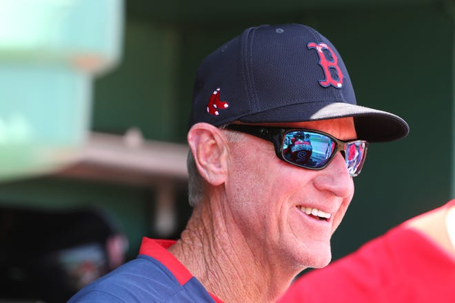 Could former Red Sox manager Ron Roenicke be under consideration for his old position as bench coach?